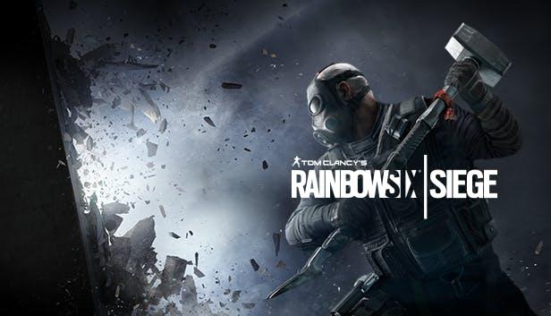Game XP - Rainbow Six