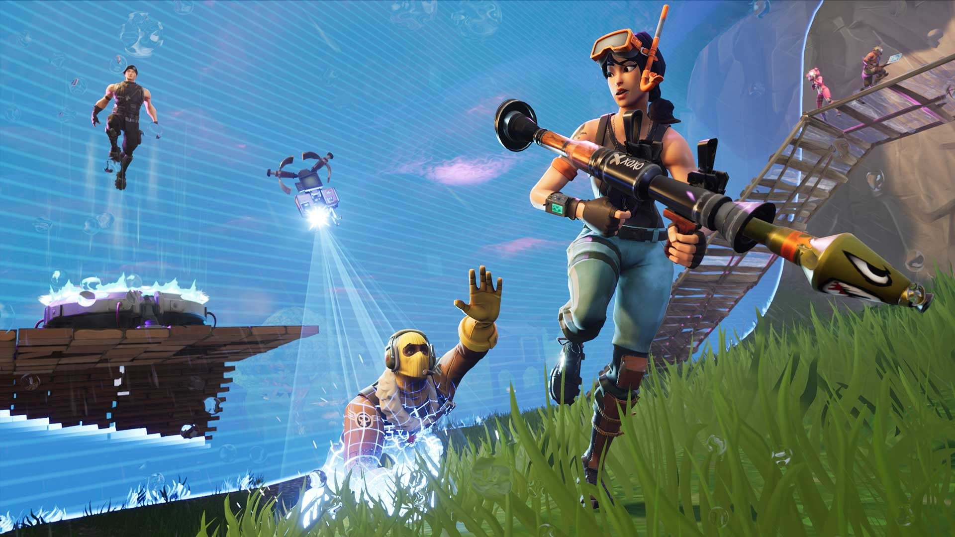 trailer da temporada 10 de Fortnite