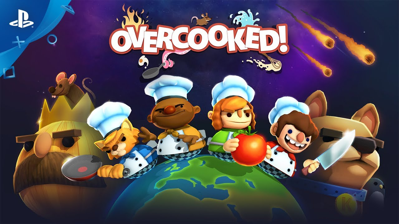 Overcooked Gratuito