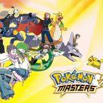 Chega novos personagens em Pokémon Masters