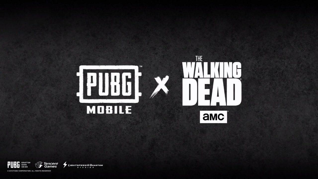 PUBG Mobile The Walking Dead