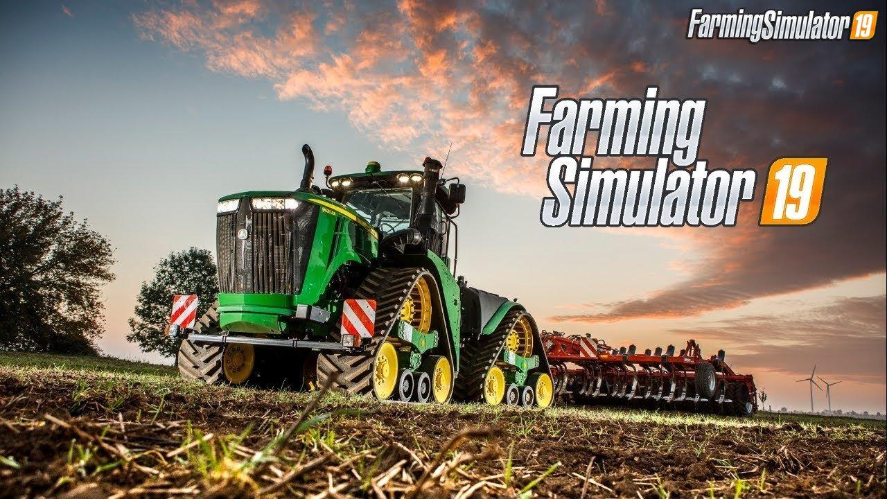 Farming Simulator 19 grátis