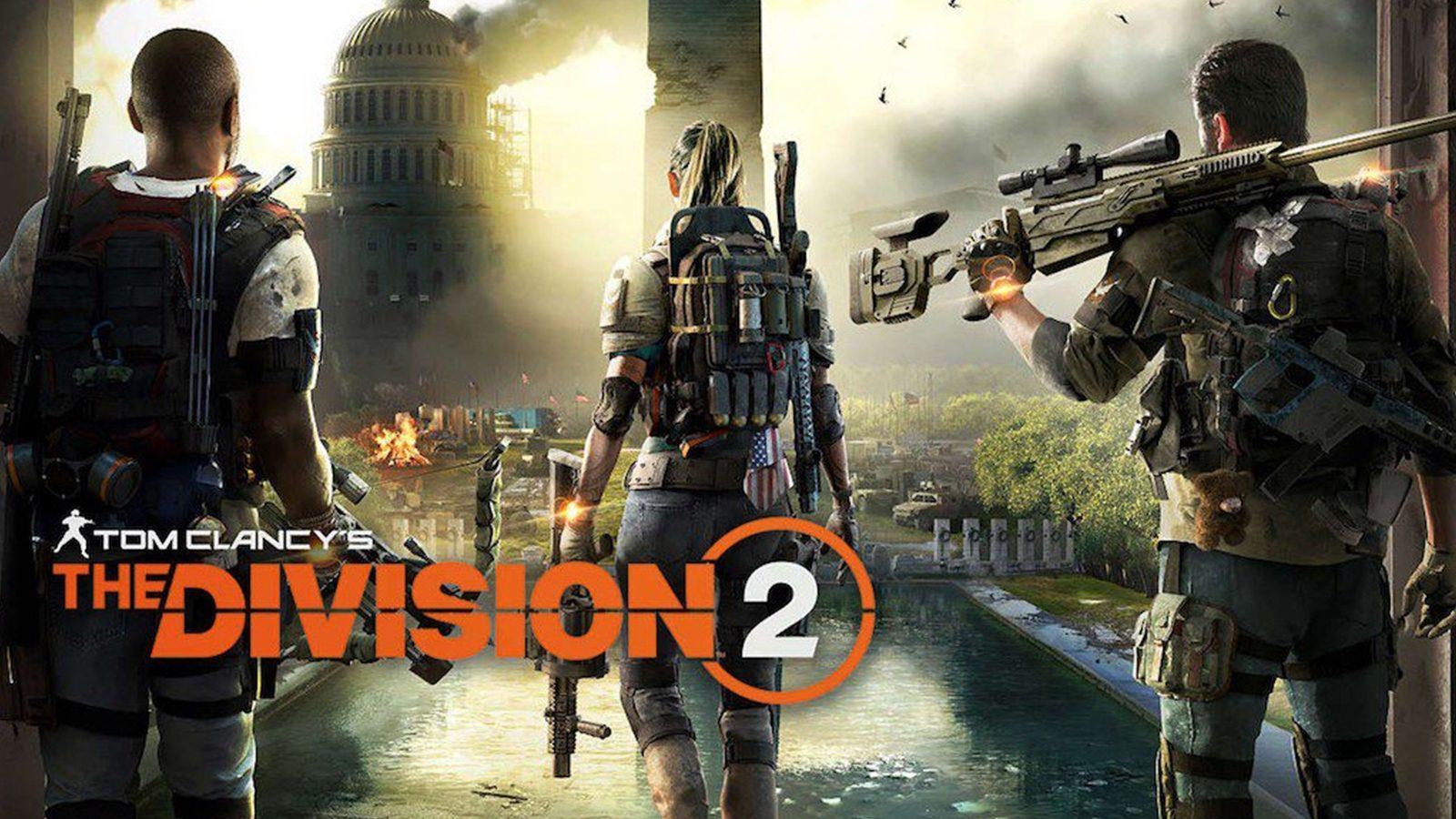The Division 2 expansão
