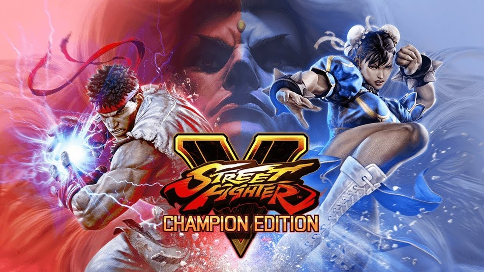 Street Fighter 5 grátis