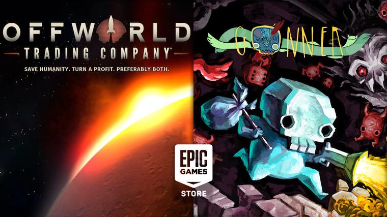 jogos gratuitos na Epic Store