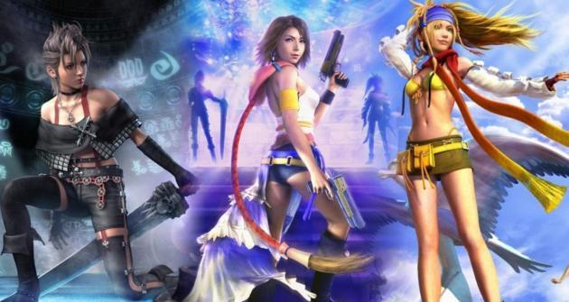 o melhor da franquia Final Fantasy
