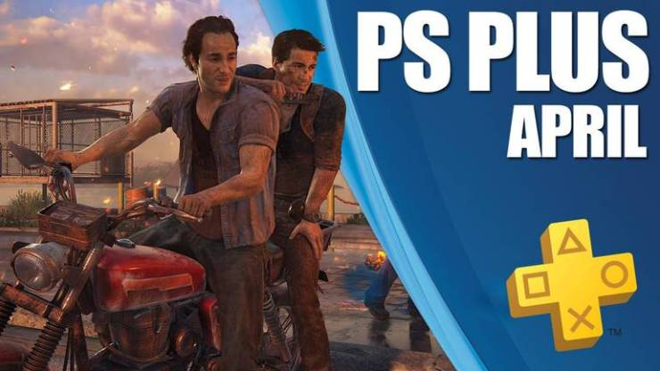 PS Plus de abril