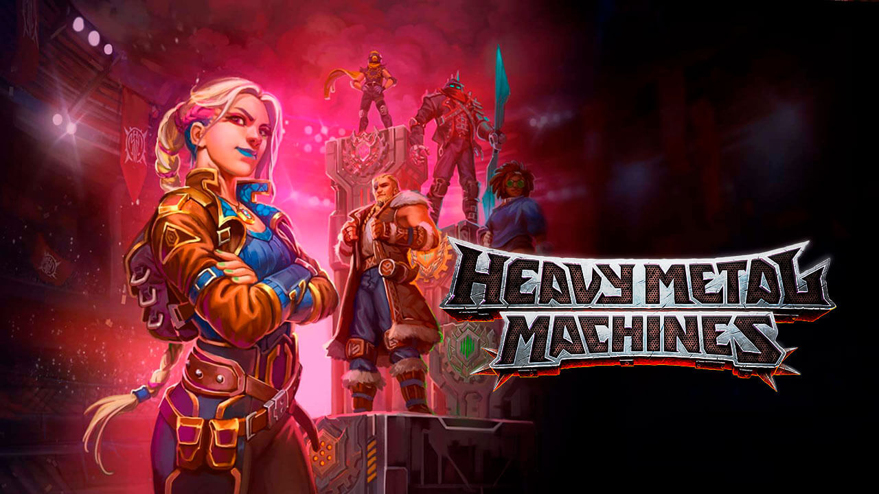 Torneio de Heavy Metal Machines