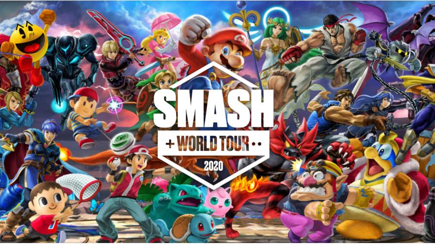 Smash World Tour