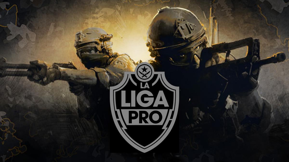 La Liga Pro: torneio de CS:GO