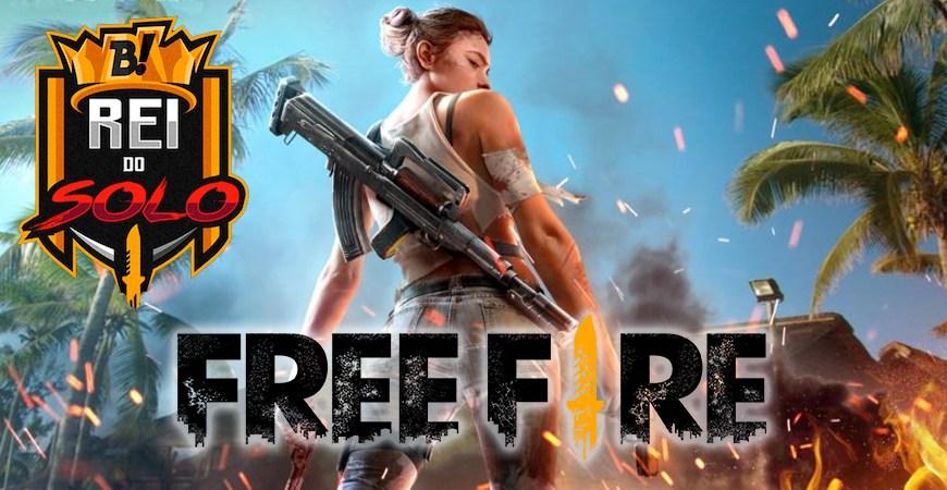 Free Fire: Booyah! – Rei do Solo