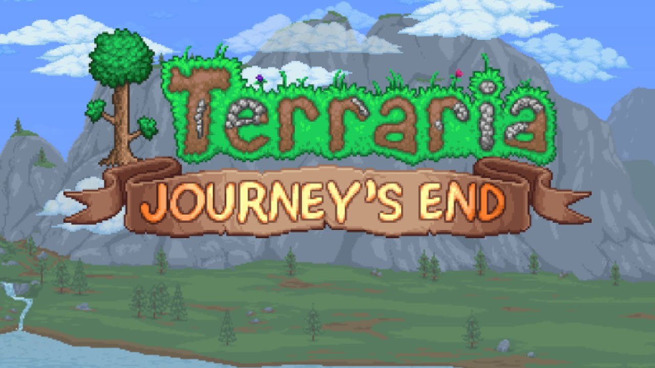 Journey's End terraria