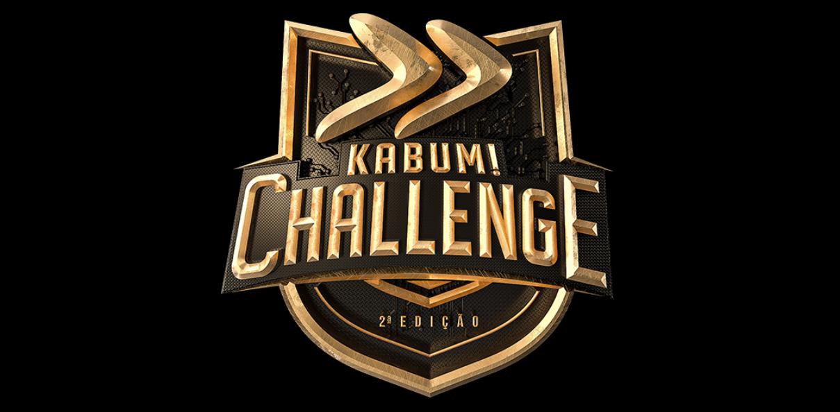 "Campeonato ""KaBuM! Challenge"""