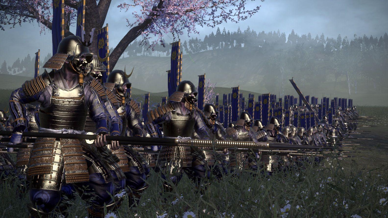 Total War: Shogun 2 grátis