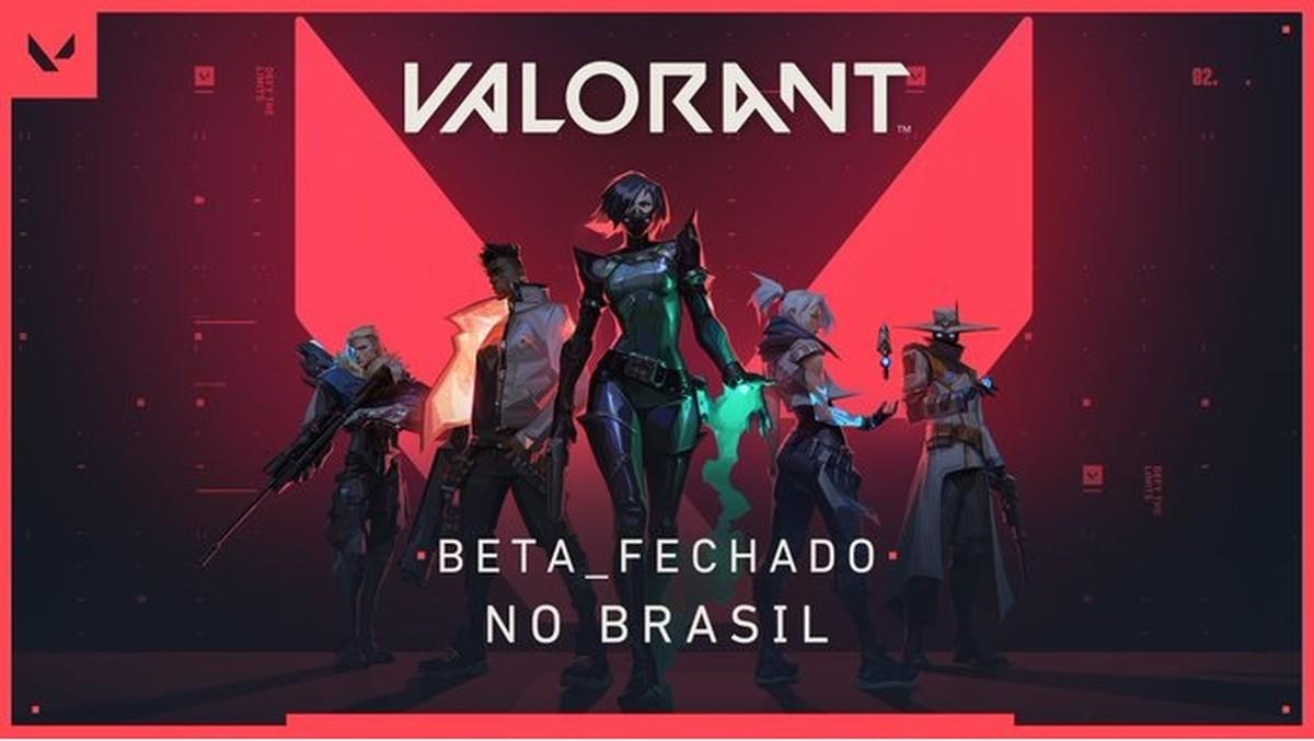 Valorant no Brasil