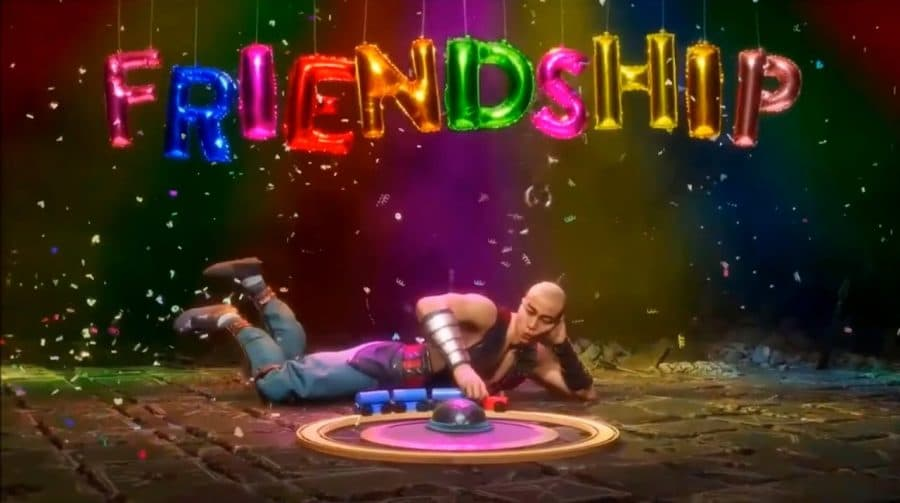"Mortal Kombat 11 ""Friendships"""
