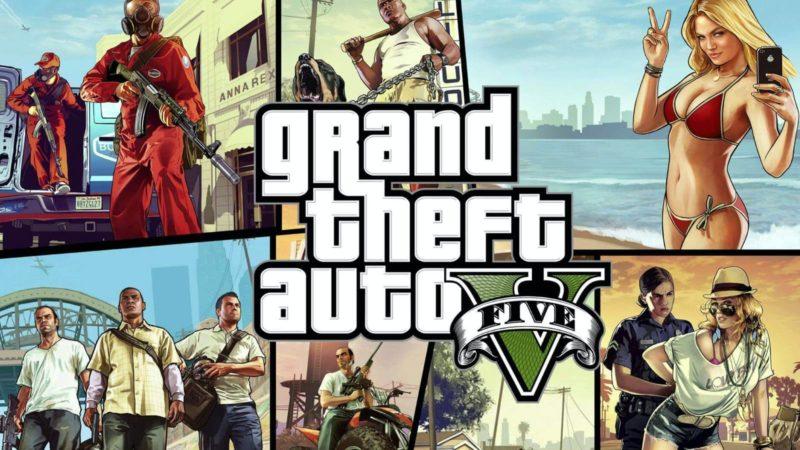 GTA V de graça