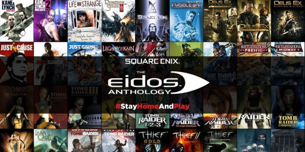 Square Enix Eidos Anthology