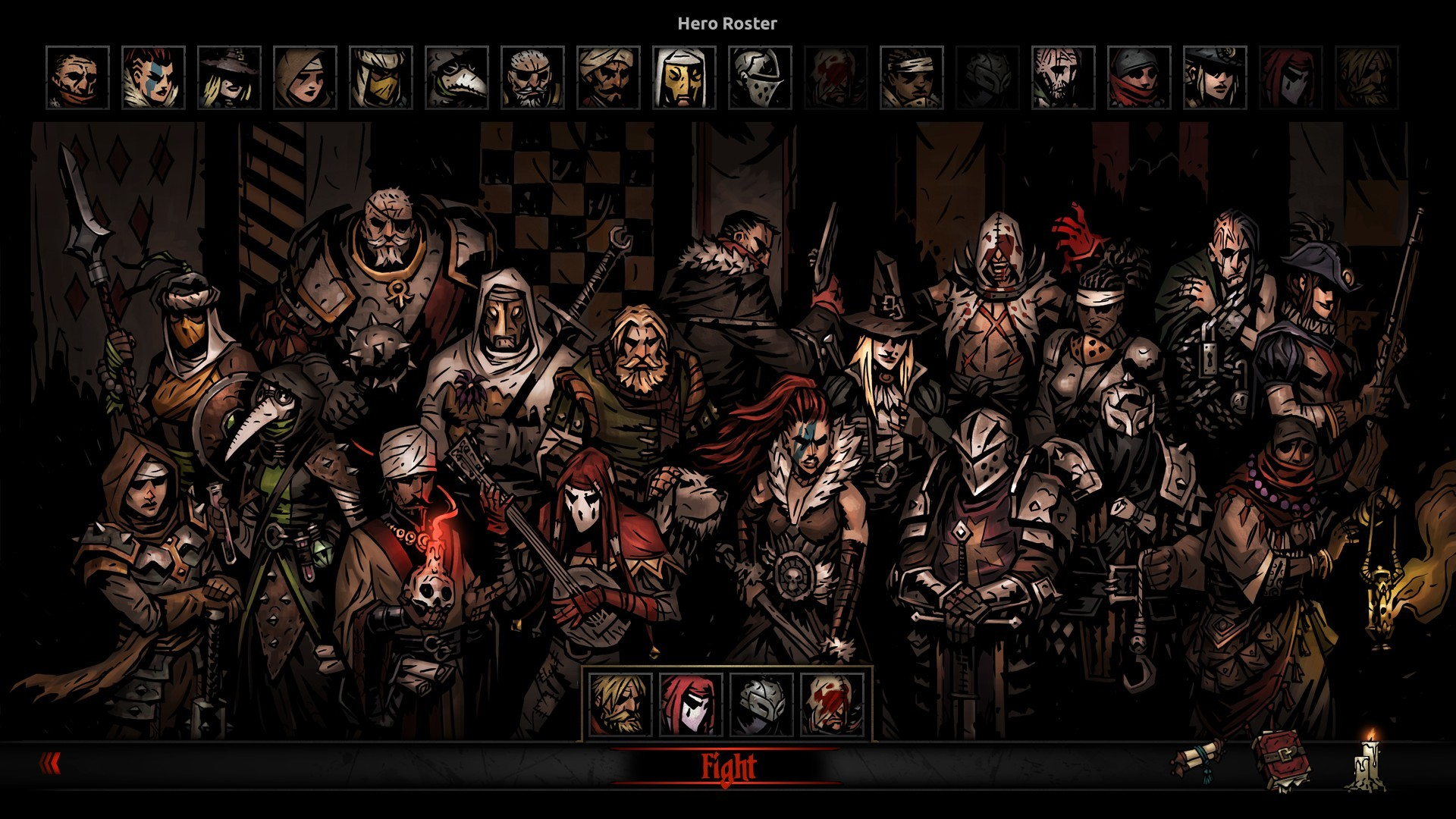 Darkest Dungeon: Butcher's Circus