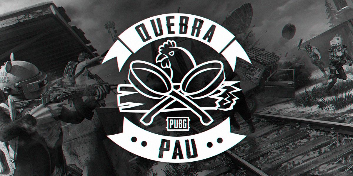 """Torneio Quebra-Pau do PUBG """"Chicken Dinner"""""""