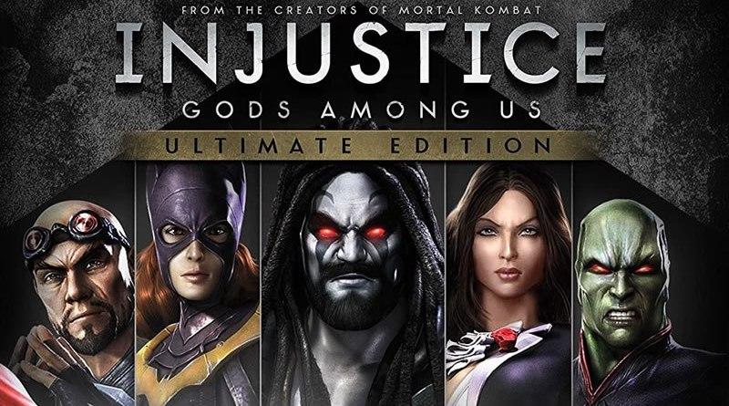 Injustice: Gods Among Us Ultimate Edition de graça