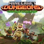 Primeira Expansão de Minecraft Dungeons irá estrear em julho