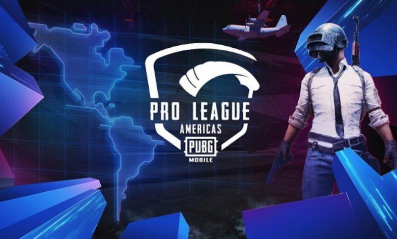 PUBG MOBILE Pro League (PMPL) Americas Season 1