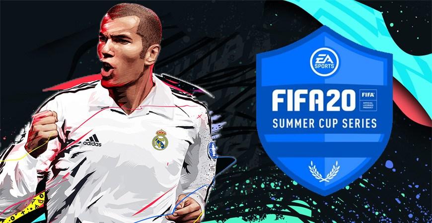 EA Sports FIFA 2020 Summer Cup Series