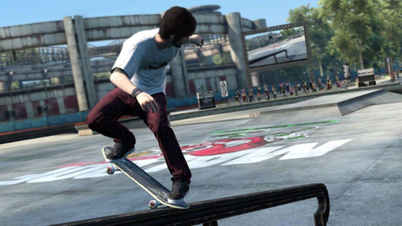 Skate ea play