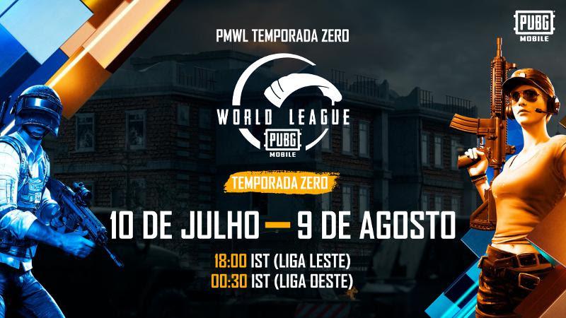 PUBG Mobile World League Season Zero
