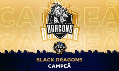 C.O.P.A. Free Fire: Black Dragons