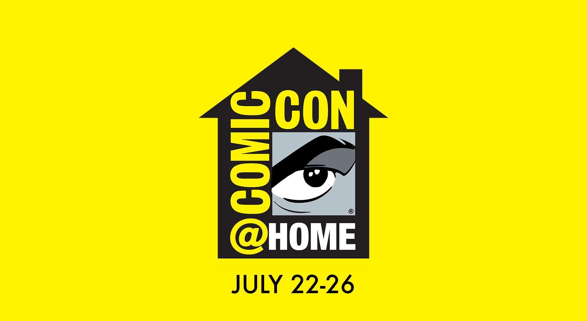 San Diego Comic-Con@Home