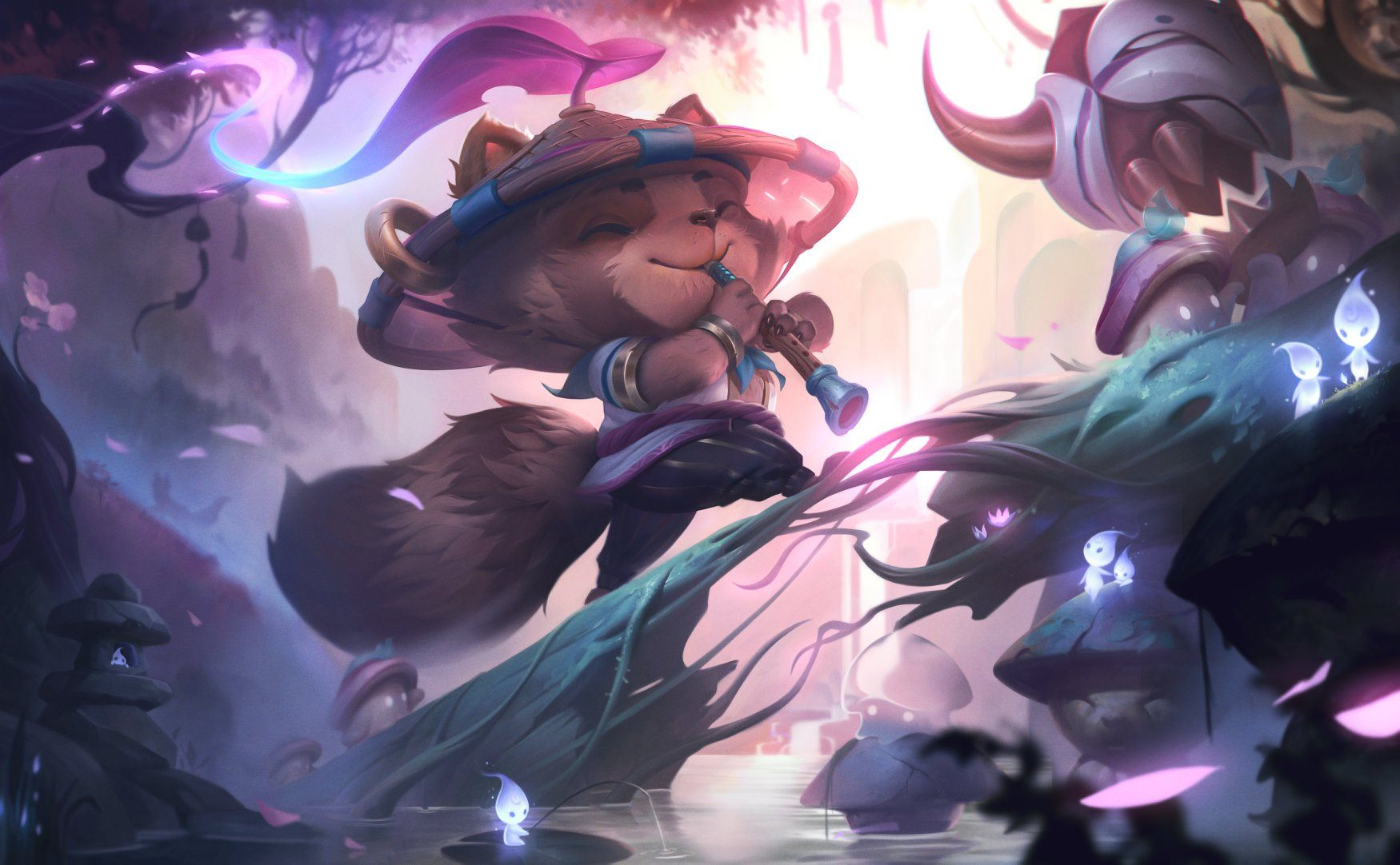 Teemo Spirit Bloom