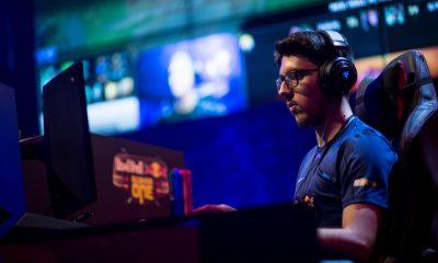 Campeão brasileiro do maior torneio mundial de LoL x1 para amadores, Felipe Gonçalves retorna à decisão em busca do bicampeonato (Crédito: Marcelo Maragni/Red Bull Content Pool)
