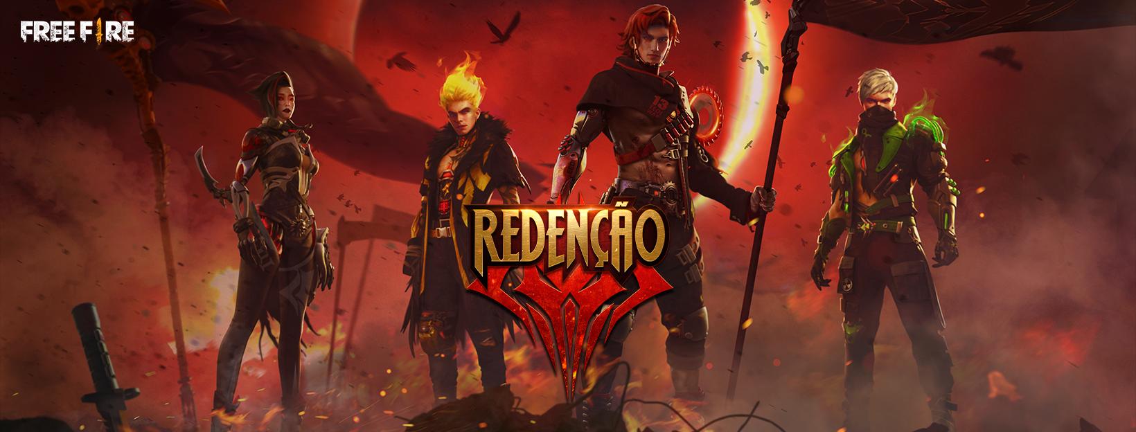 evento do Free Fire - Redenção II: A Revolta