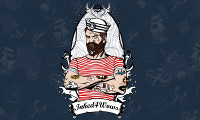 concurso de tatuagens do World of Warships
