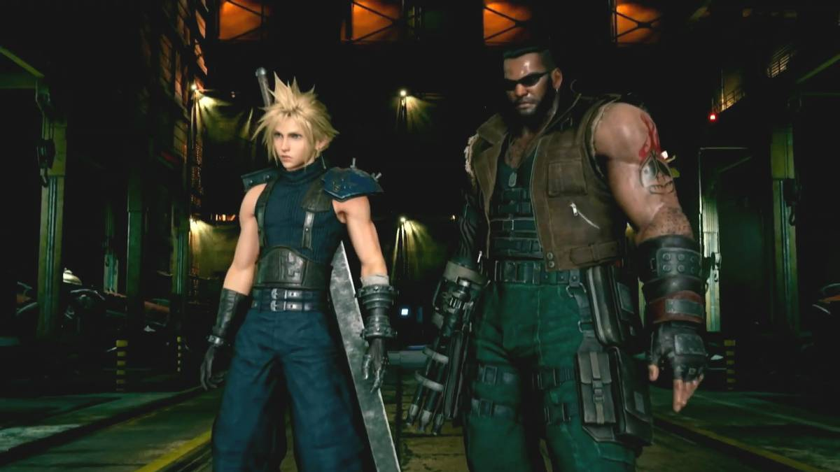 remaster de Final Fantasy VII