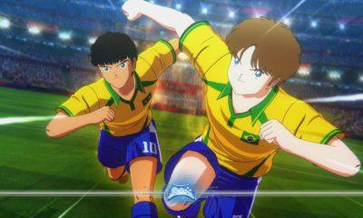 A Seleção Brasileira de Captain Tsubasa: Rise of New Champions
