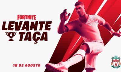 Fortnite: Torneio Levante a Taça