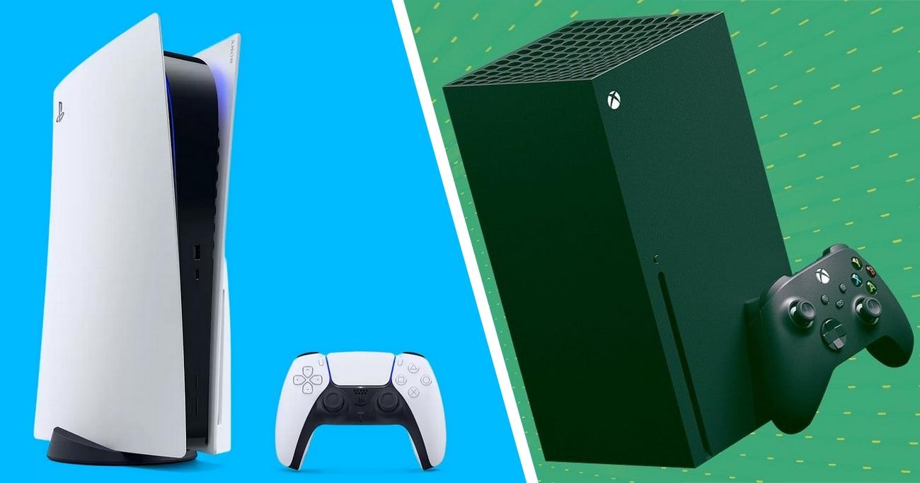 Xbox Series X e PS5