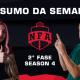 Liga NFA: Laude conquista recordes de abates!