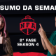 Resumo da Semana Liga NFA