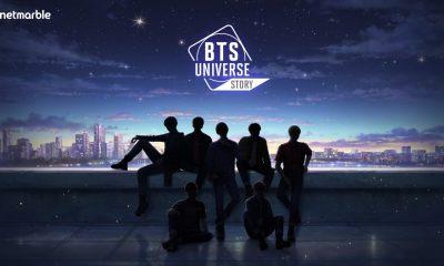 BTS Universe Story, jogo do BTS para celular