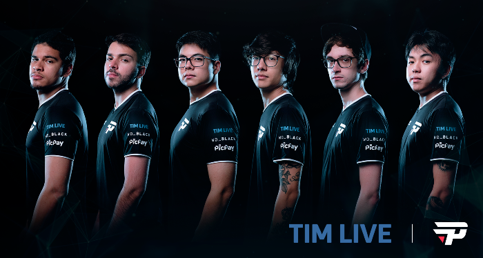 Tim Live é renovado com a paiN Gaming