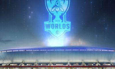 Mundial de League of Legends, em Xangai