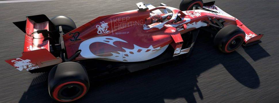 F1 2020 – Keep Fighting Foundation