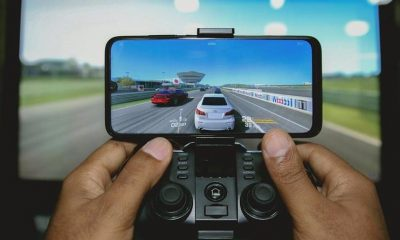 """Pesquisa do """"The Mobile Gaming"""""""