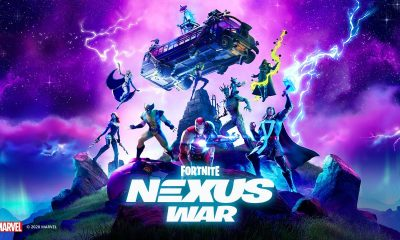 "Fortnite ""Nexus War"""