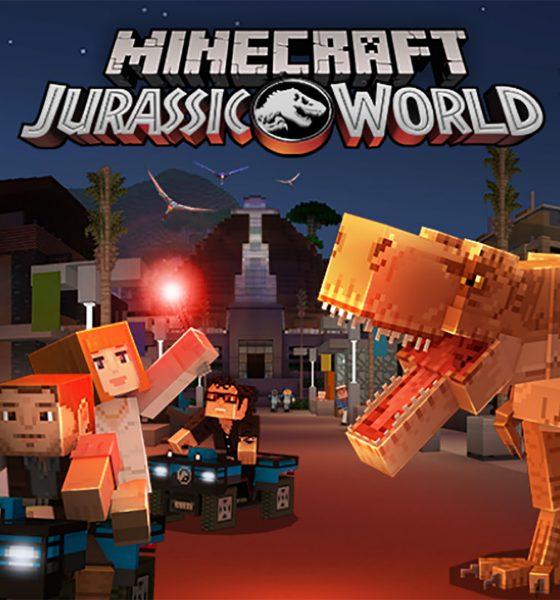 Minecraft DLC Jurassic World