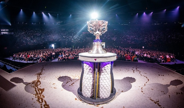 Mundial de League of Legends, em Xangai